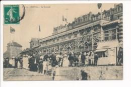 Carte D'  ONIVAL Le Kursaal - Onival