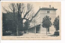 Carte De  Pierre Bénite Hospice Du Perron - Pierre Benite