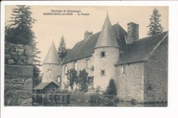 Carte Des Environs De Rabodanges  Sainte Croix Sur Orne  Le Manoir - Otros Municipios