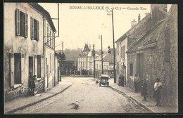 CPA Boissy-L'Aillerie, Grande Rue - Boissy-l'Aillerie