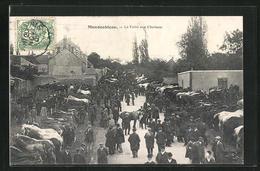 CPA Mondoubleau, La Foire Aux Chevaux - Ohne Zuordnung
