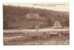 CPA Le Moulin De Verchizeuil VERZE 71 - Altri Comuni