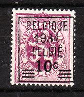376**  Lion Héraldique Avec Préoblitération - Bonne Valeur - MNH** - COB 95 - Vendu à 10% Du COB!!!! - Belgium