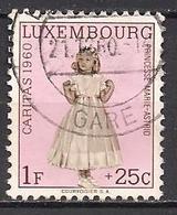 Luxemburg  (1960)  Mi.Nr.  632  Gest. / Used  (7gb09) - Gebraucht