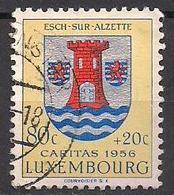 Luxemburg  (1956)  Mi.Nr.  562  Gest. / Used  (7gb22) - Gebraucht