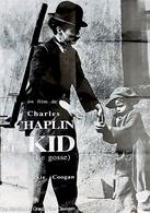 Aff Orig Ciné LE KID Charlie Chaplin 1921 120X80 - Plakate & Poster