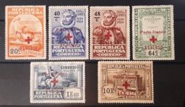Portugal : Franchise 1931 - Neufs