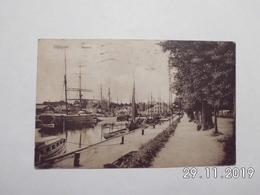Odense. - Havnen. (22 - 2 - 1924) - Danemark