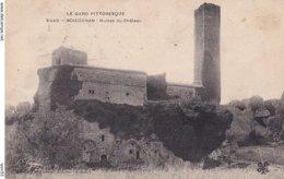 Boucoiran Ruines Du Chateau - Altri Comuni