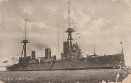 4207 HMS Indefatigable - Guerra