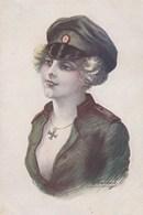 Croix De Guerre Des Alliés.  Scan - Illustratoren & Fotografen