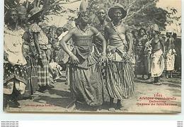 Afrique Occidentale - DAHOMEY - Danses De Féticheuses N°1501 - Dahomey