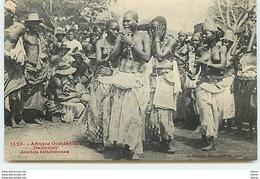 Afrique Occidentale - DAHOMEY - Jeunes Féticheuses N°1523 - Dahomey