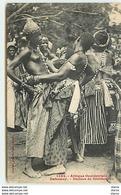 Afrique Occidentale - DAHOMEY - Danses De Féticheuses N°1532 - Dahomey