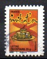 Autocollant Oblitéré - Adhesive Stamps