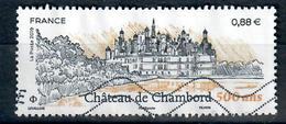Yt 5331-2 Chambord 500 Ans - France