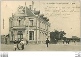 85 LES SABLES D'OLONNE. La Poste Et Télégraphes 1904 - Sables D'Olonne