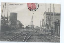 Cpa -13 - Miramas  -   Passage A Niveau  1907 - Autres Communes