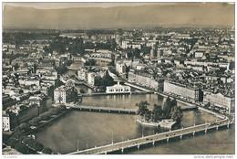 Suisse  GENEVE  -  Le  Rhone à Travers La Ville - GE Ginevra