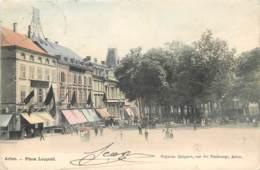 Belgique - Arlon - Place Léopold - Couleurs - Arlon