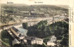 Belgique - Bouillon - Vue Générale - Nels Série 40 N° 8 - Couleurs - Bouillon