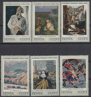 USSR - Michel - 1973 - Nr 4146/51 - MNH** - Neufs