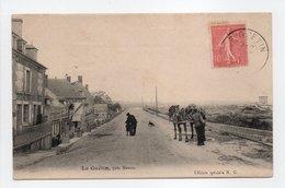 - CPA LE GUÉTIN, Près Nevers (18) - Entrée Du Village 1906 - Edition Spéciale N. G. - - Francia