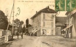 74 - Valleiry - Hotel De La Gare - Autres Communes
