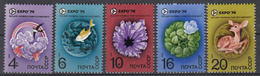 USSR - Michel - 1974 - Nr 4229/33 - MNH** - 1923-1991 USSR