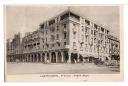 (Maroc) 041, Rabat, Ruthmann, Majestic-Hotel, Bd Galliéni - Rabat