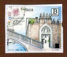 ITALIA 2018  Università Ca' Foscari Venezia  B Zona 2 Su Frammento - 6. 1946-.. República