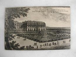 SAINT CLOUD Avant La Révolution - Une Allée Du Château Appelée La Maison De Saint Cloud - Saint Cloud