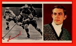 Boris 1971 Mikhailov Est Honoré Maître Des Sports De L'URSS Pseudo Autographe Hockeyeur - Winter Sports
