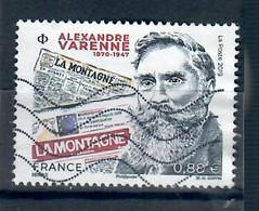 France 2-2019 Alexandre Varenne - Oblitérés