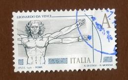 ITALIA 2015 Serie Leonardesca A Uomo Vitruviano - 2011-...: Usati