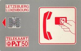 LUXEMBOURG - LOGO RED C45144886 - Luxemburg