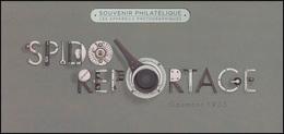 Block 279 Fotoapparate: Goumont-Kamera SPIDO REPORTAGE ** - In Faltkarte - Francia