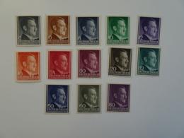 Sevios / Duitsland / **, *, (*) Or Used - Occupation 1938-45