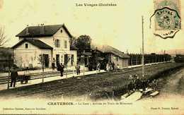 88  CHATENOIS LA GARE TBE - Chatenois