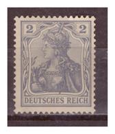 DR:    Nr. 83, Postfrisch - Deutschland