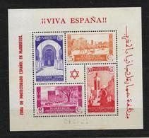MAROC, Bloc Neuf** - Marruecos (1891-1956)