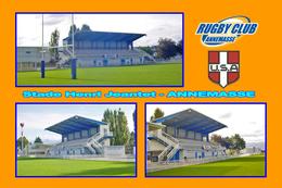 Annemasse (74 - France) Stade Henri Jeantet - Stadi