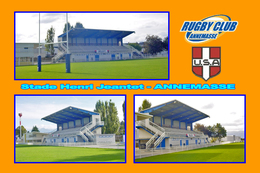 Annemasse (74 - France) Stade Henri Jeantet - Estadios