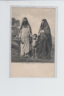 Egypte - Femmes Et Enfant - Non Ecrite - Egitto