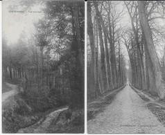 Cortenberg / Kortenberg - 1914 - 2 KAARTEN - *373* - Kortenberg