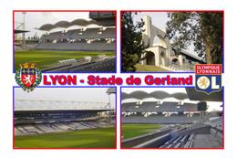 Lyon (69 - France) Stade De Gerland - Lyon 7