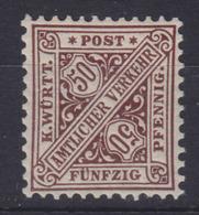 Württemberg MiNr. 213 ** - Wurtemberg