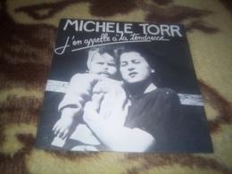 "MICHELE TORR ""J'en Appelle à La Tendresse"" - Vinyl-Schallplatten"