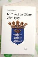 Le Comté De Chiny (Suxy, Straimont, Assenois, Moyen, Izel, Jamoigne, Valansart, Prouvy)..  F. Leroy, 2004. - Belgien