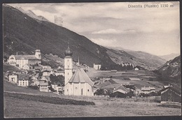 CPA  Suisse, DISENTIS ( Muster ) 1928 - GR Grisons